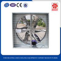 China heavy industrial temperature controlled exhaust fan