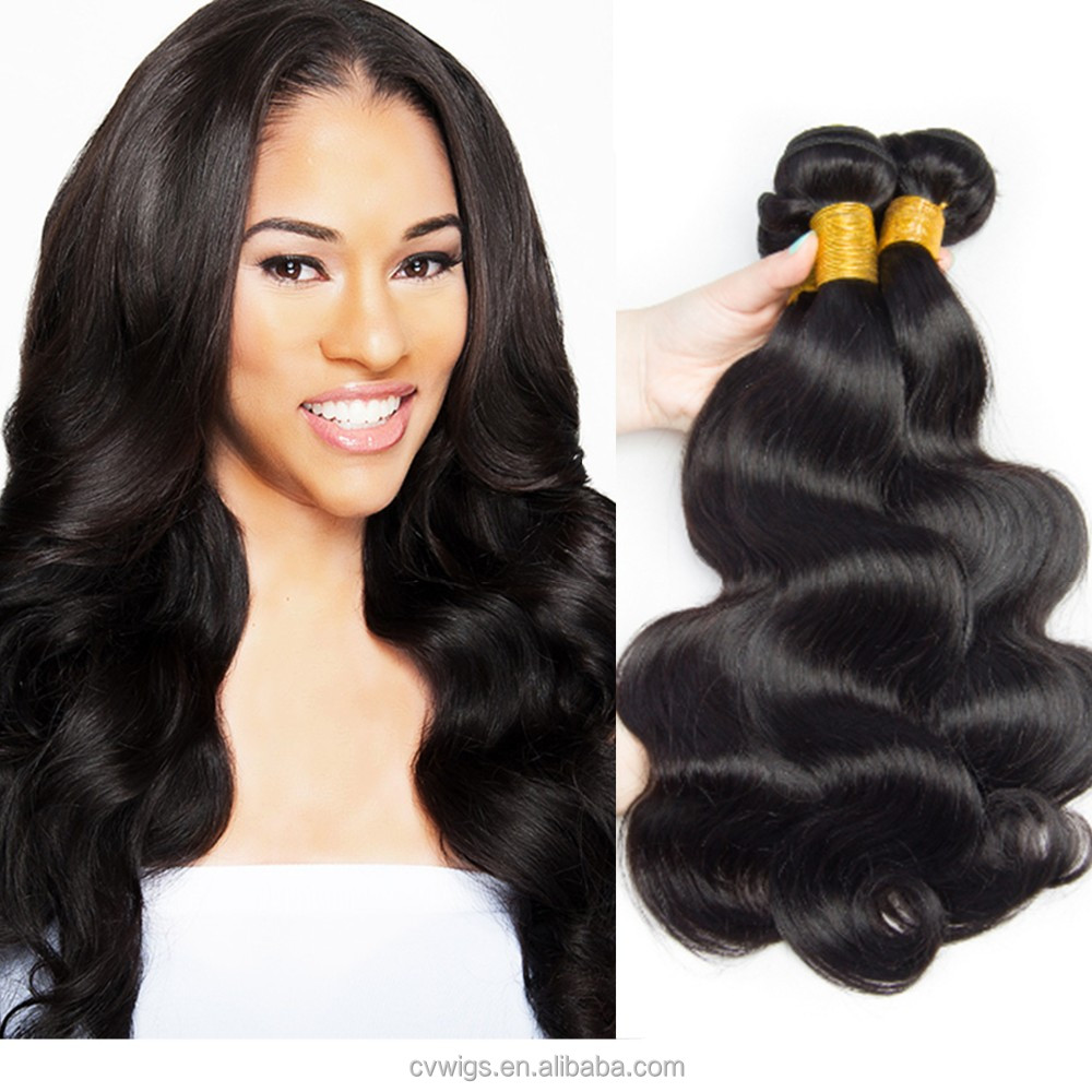 2015 New Hair Product 100% Virgin overseas brazilian hair weave