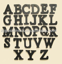 "6""H Handicraft Wooden Letter for Home Decorations"