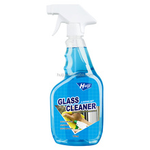 MSDS ISO factory detergent liquid glass cleaner