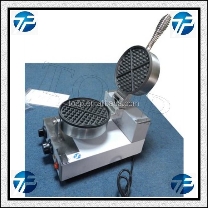 Mini Model Commercial Wafer Biscuit Maker Machine