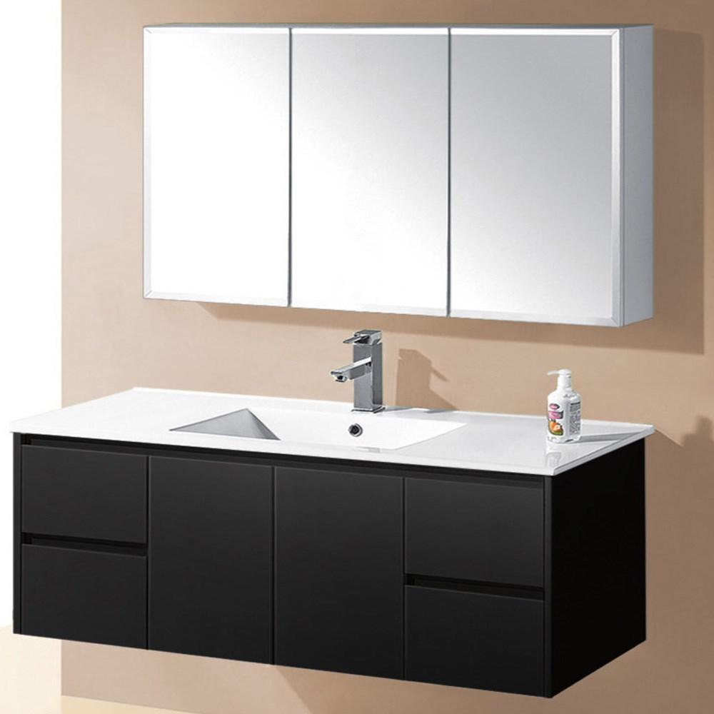 Wall mount black bathroom vanity bathroom almirah designs cheap mirror  cabinet laminate, View bathroom almirah designs, OEM Product Details from  ...