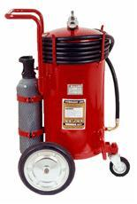 Bavaria Mobile Dry Chemical Powder Fire Extinguisher