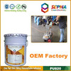 Top quality OEM Color grey self-leveling elastomeric Driveways Concrete PU sealant