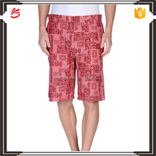 2017 new design cargo shorts for men of high quality made in China clothing factories