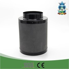 "4""/5""/6""/8""/10""/12""/14"" carbon activated air filter for odor control"