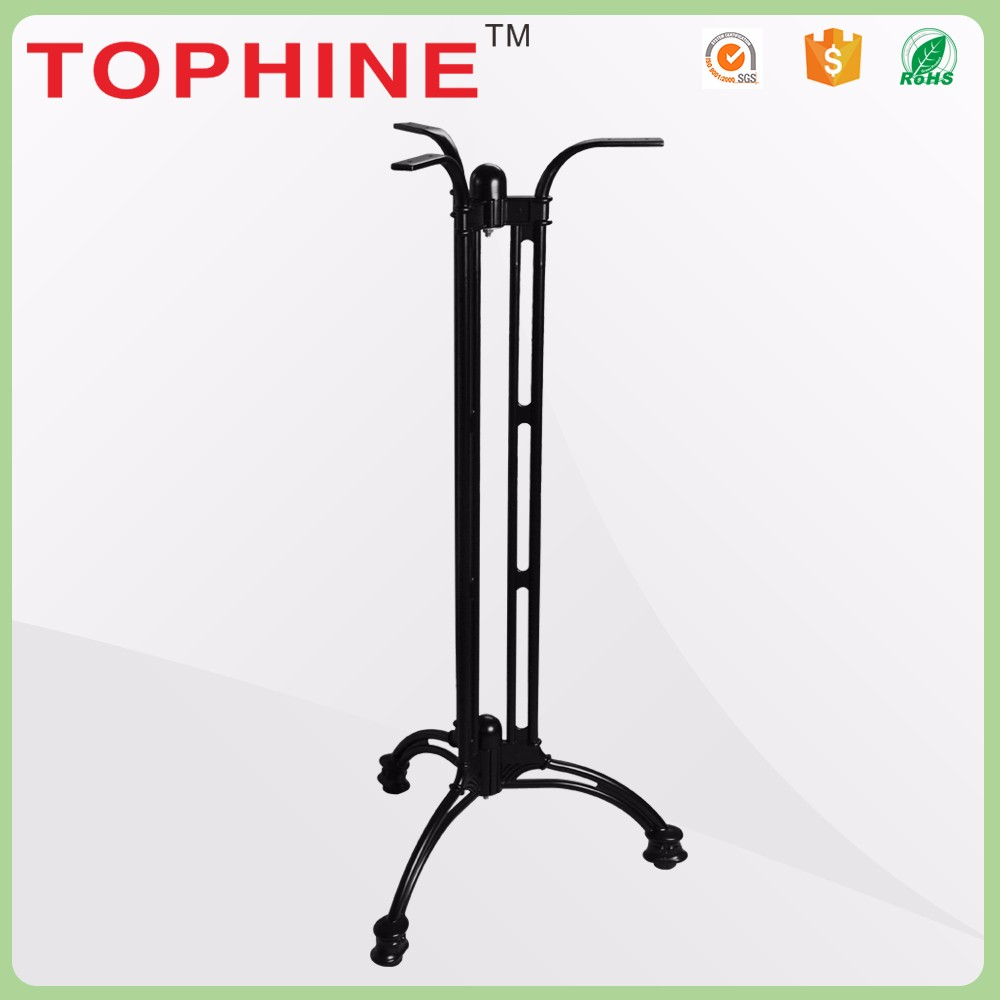 2017 trending classic adjustable metal folding table leg brackets