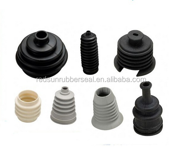 rubber bellows coupling
