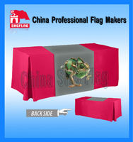 2013 New polyester cheap table cloths