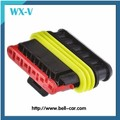 Factory Price 6 Pin Plastic Automotive Male Female Contactor Housing MG641059