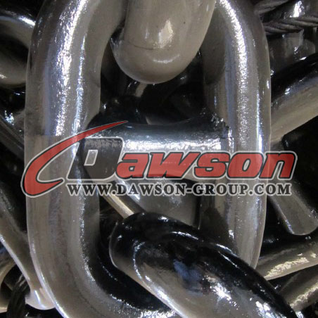 Ship construction stud link Marine Anchor Chain