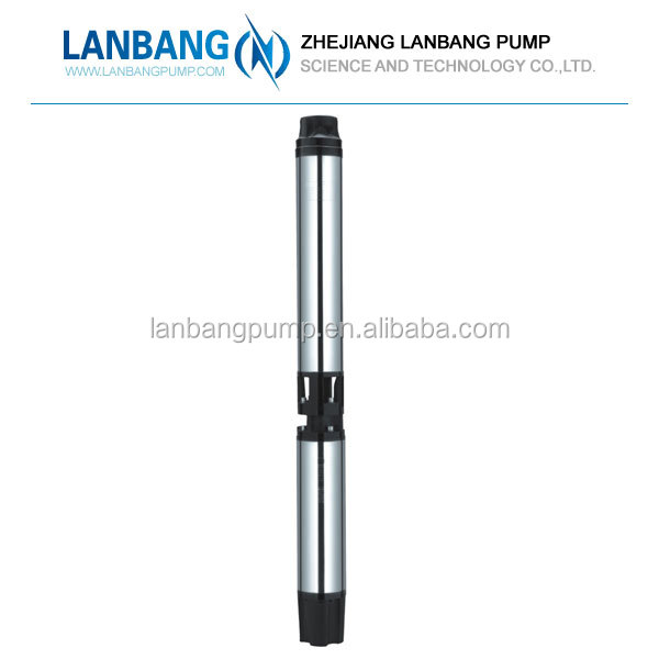 6inch Portable Stainless Steel water Pump Deep Well