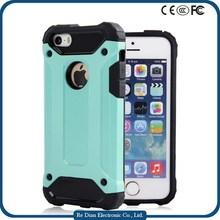 Fitted Mobile Phone Case Shockproof Phone Back Cover for iPhone 5C