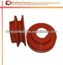 1B170 1C250 Grey Iron Sand Casting Pulley