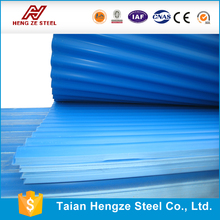 metal roofing/galvanized roofing/zinc color coated corrugated roof