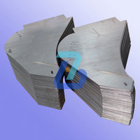 high production stainless steel laser cutting parts