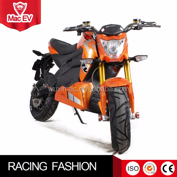 2017 Best sale Cool cheapest off road electric motorcycle with high quality
