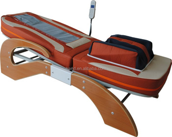 jade bed massage whole body jade roller massage with leg airbag