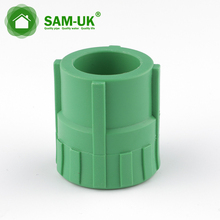 Best Selling Wholesales Plastic Pipe PPR Flexible Female & Male Threaded Coupling
