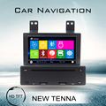 Newest Car Dvd Player For Tenna New with Bluetooth Ipod Free Map Ipod Canbus Phonebook Multi-language HD Touch Screen USB TV