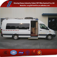 High Quality Factory Price Emergency Rescue Emergency Mobile Communication Command Vehicle
