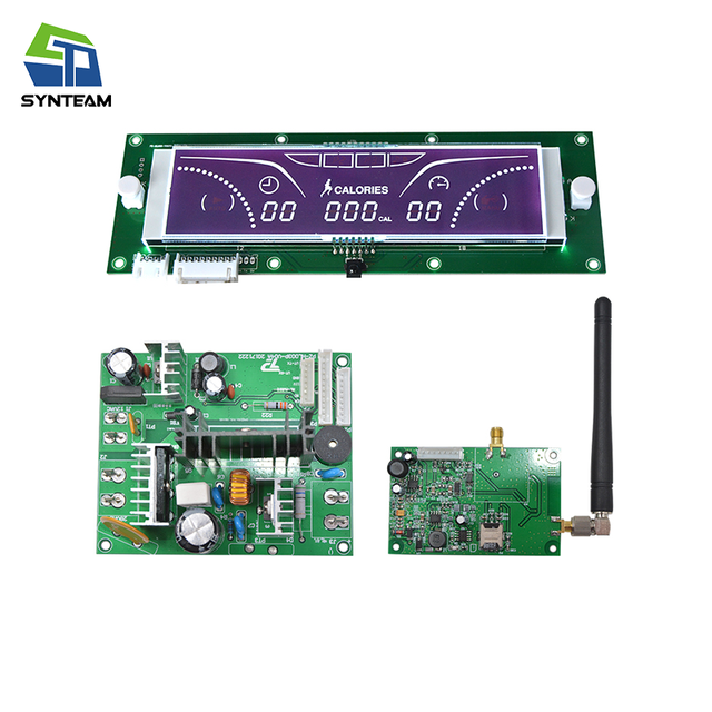 Custom Industrial Air Cooler Control Board Pcb Board Design Air Purifier Printed Circuit Board Assembly For Electronic Pcba Cont