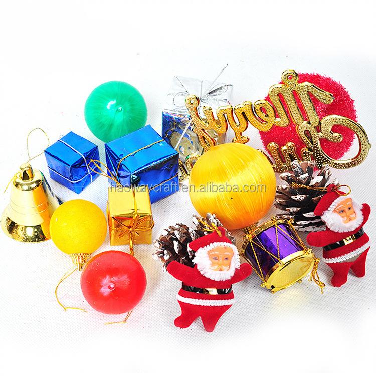 christmas tree gift hanging decoration christmas