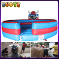 2017 rent a inflatable hot sale mattress for mechanical bull