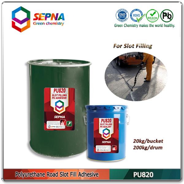 hydrochromic ink/pu construction adhesive/chemical bonding/sealing material