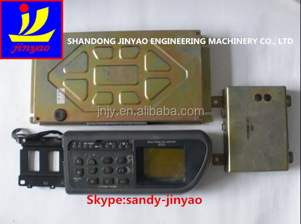 PC75UU-2 control panel, Japan excavator parts controller, part No. 7824-66-2001