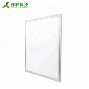 Ultra-slim aluminum frame 600*600 daylight 40w surfaced/recessed/pendant mounted led flat panel wall light