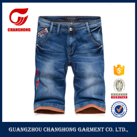 2016 fashionable gents jeans pant of jeans factory guangzhou