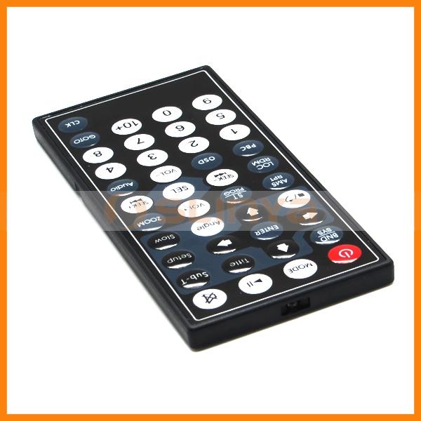 voiture audio mp3 dvd lecteur de musique universelle t l commande programmable t l commande. Black Bedroom Furniture Sets. Home Design Ideas