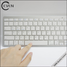 Korean/English/Russian Slim Mini Bluetooth 4.0 Keyboard for Apple for Android for Windows