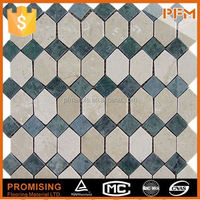 latest natural best price lava stone mosaic