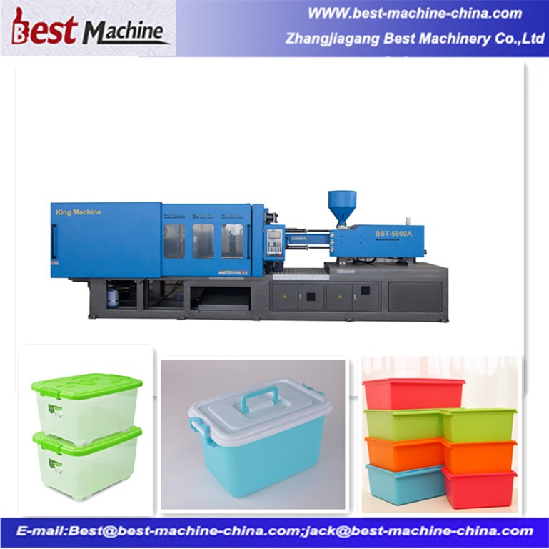 Full-Auto Plastic Fastfood Box / Take Away Food Container Making Machine / Price