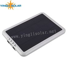 Top Selling Solar USB Charger 1000mah, , Portable Solar Power Bank For Mobile Phone