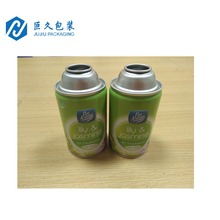 Round Shape Empty Aerosol Spray Tin Can Air Freshener For Japan Quantity