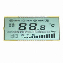 flexible lcd display UNLCD21645