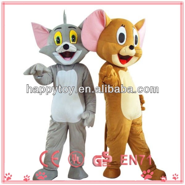 HI HOT sale cartoon role tom & jerry mascot / tom & jerry costume,mascot costumes for sale