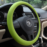 Rubber disposable steering wheel cover