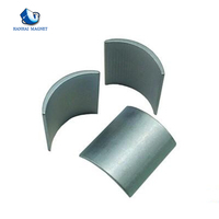 Permanent Neodymium Arc Segment Magnets For Sale