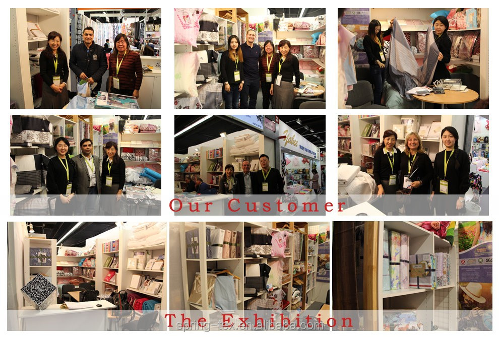 show room of Hebei Spring-tex.co.ltd.