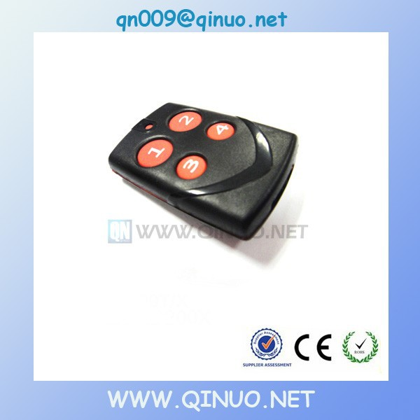 Universal Garage Door Opener QN-RD166B-W Multi Frequency Auto Scan Waterproof