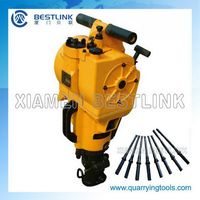 Bestlink Small land drilling machine for both stone and concrete for South America market