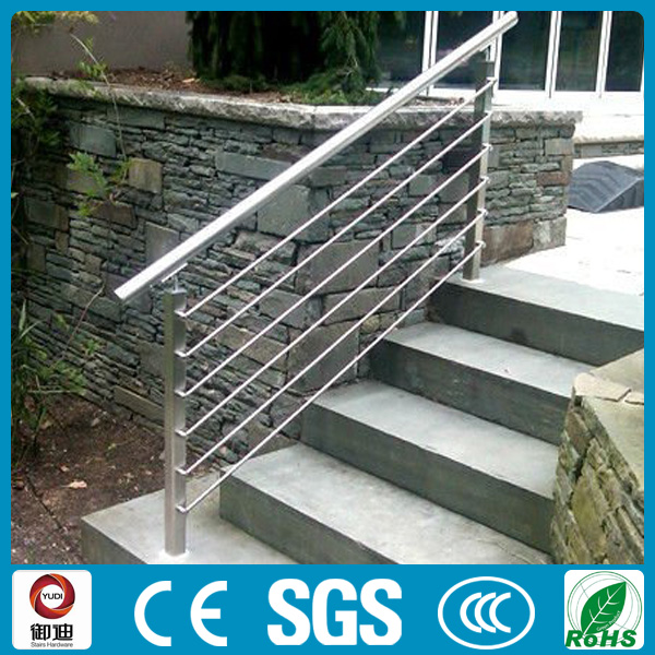 hot sell mild steel railing for staircase