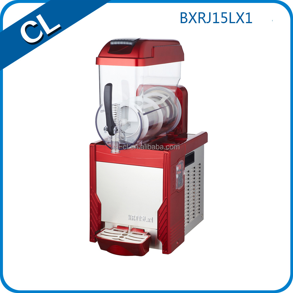 2016 CL 15L*1 good quality cheapest with handle commercial slush ice machine rental