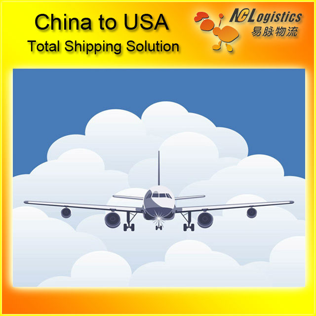 air freight from shanghai to usa