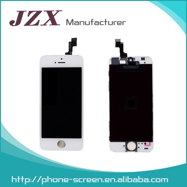 Provide 12 months warranty of products lcd touch screen for iphone 5s