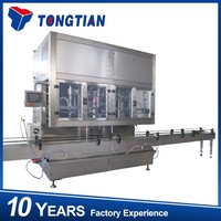 plastic bottle distilled water filling machine, mineral water bottle filling machines,bottle filling capping machin